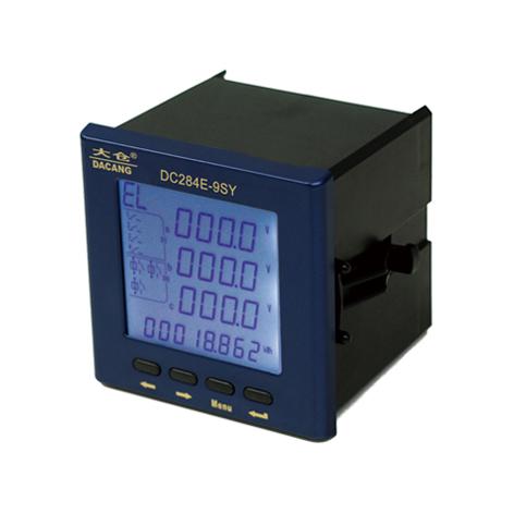 多功能液晶电力仪表 DC284E-9SY